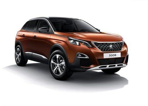 Peugeot <span>3008