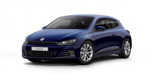 Volkswagen <span>Scirocco