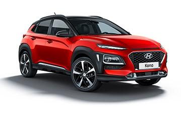 Hyundai <span>Kona