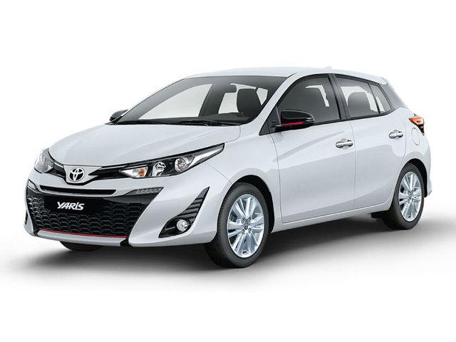 Toyota <span>Yaris